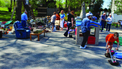 7th Annual Missions Garage Sale
