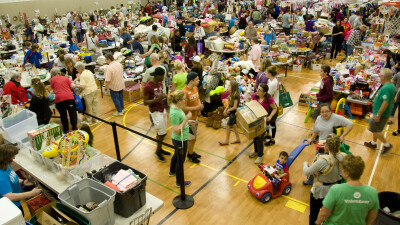 10th Annual Missions Garage Sale
