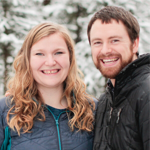 Andrew and Megan Rowland